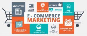 e commerce marketing services company