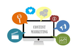 content marketing and writing services in india